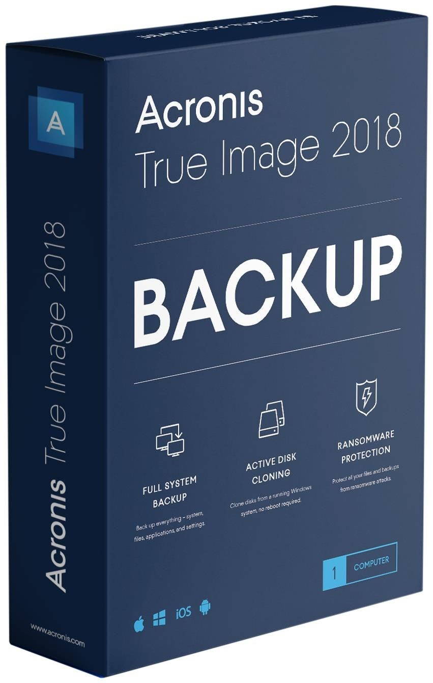 Acronis True Image crack download torrent