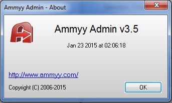 Ammyy Admin 3.5 Corporate Crack free download