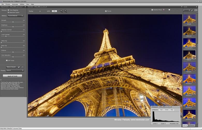 Photomatix PRO 6.0.2 torrent download