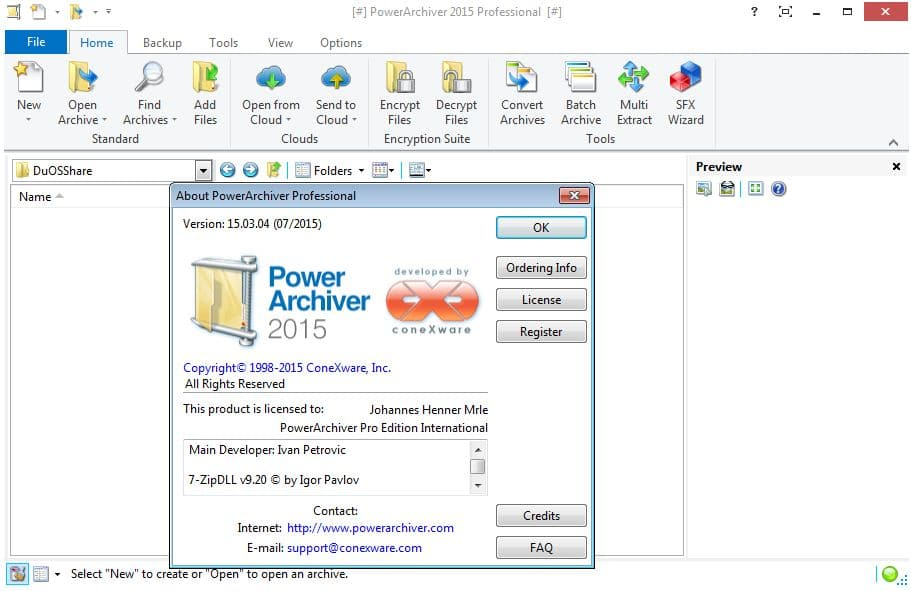 PowerArchiver Pro & Toolbox crack download