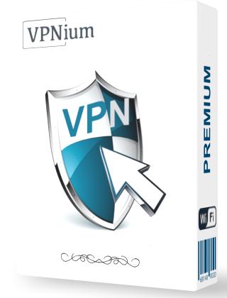VPNium Premium v1.9.1 With Crack