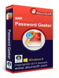 Asunsoft RAR Password Geeker crack download