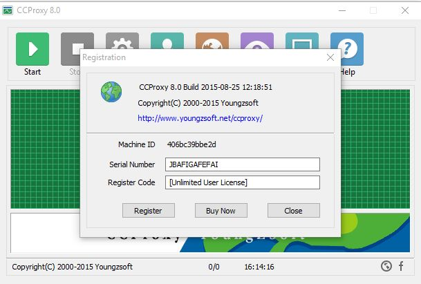 CCProxy patch torrent