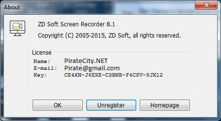 ZD Soft Screen Recorder pro crack download