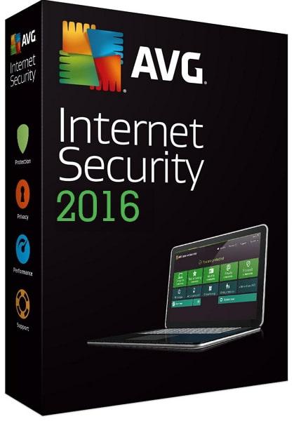AVG Internet Security License Keys