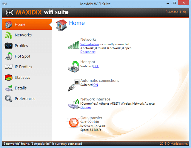 Maxidix Wifi Suite patch free download