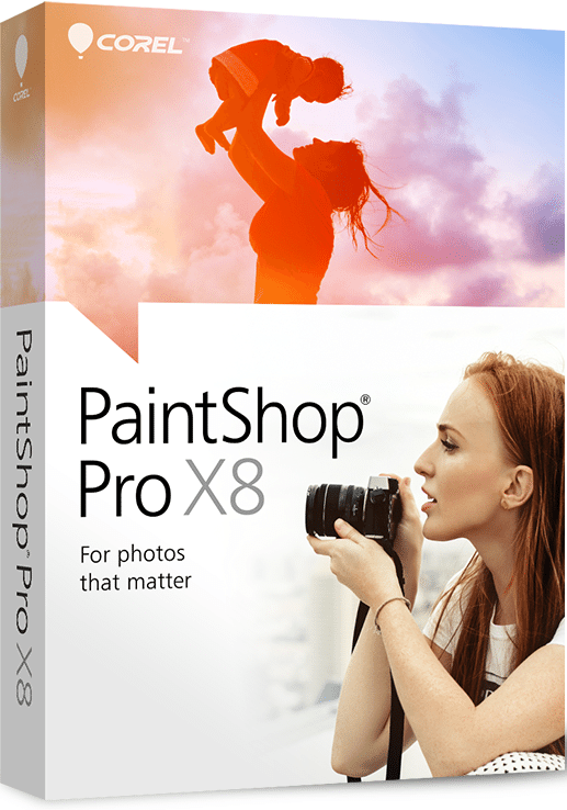 Corel PaintShop Pro X8 torrent download
