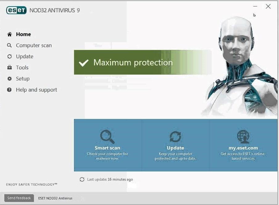 eset nod32 antivirus serial key 2018 to 2027