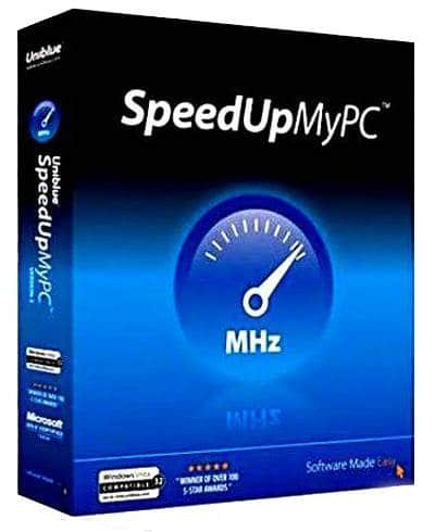Uniblue SpeedUpMyPC key for registration