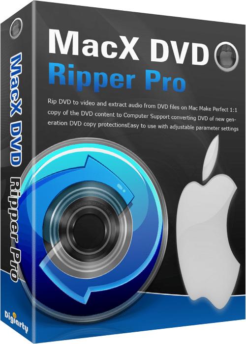 MacX DVD Ripper PRO crack download