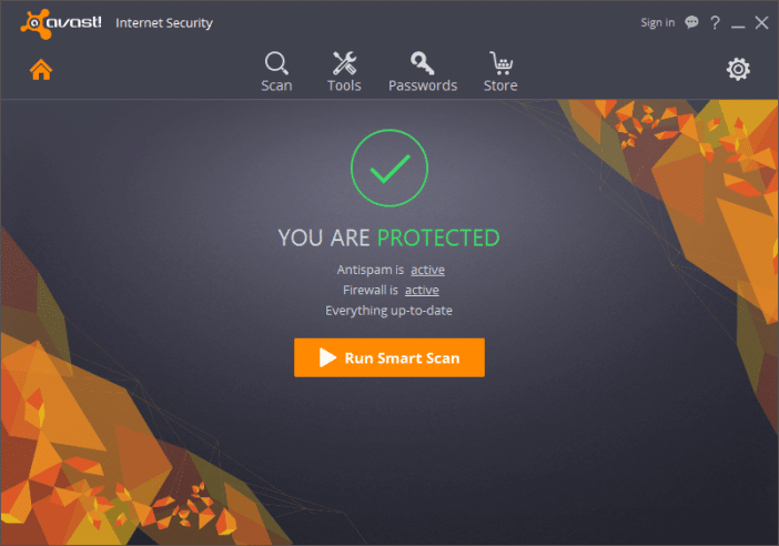 free download avast internet security 2018 full version