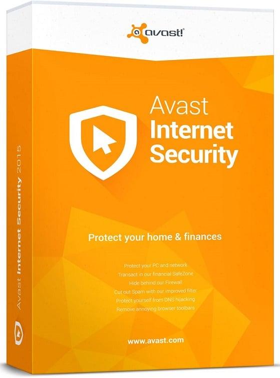 Avast internet Security License File