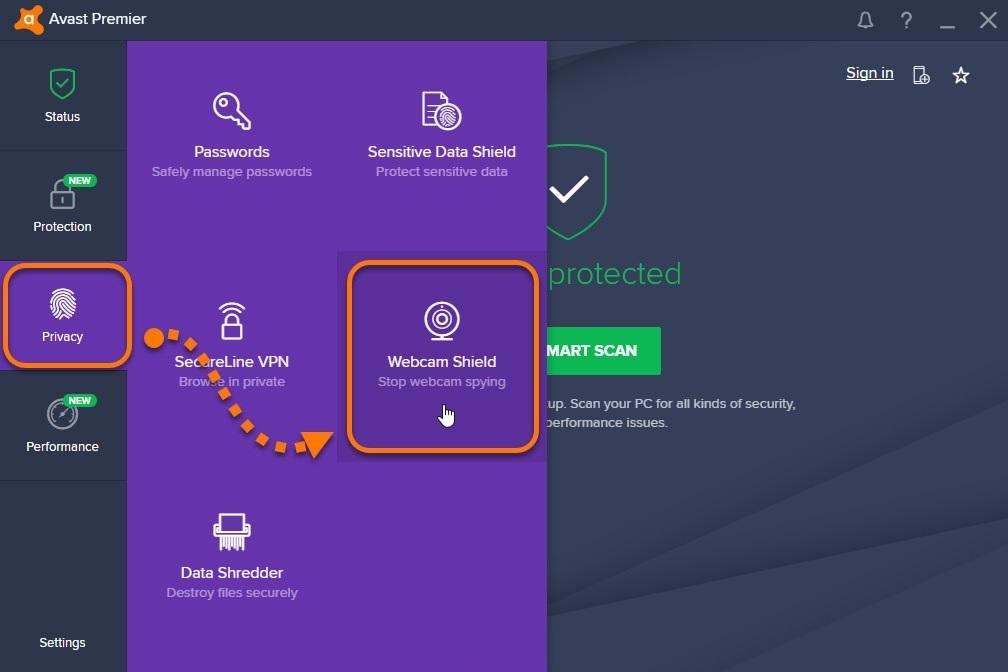 Download Avast Premier license file 2020