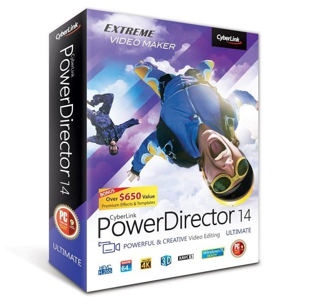 CyberLink PowerDirector 14 Ultimate download torrent