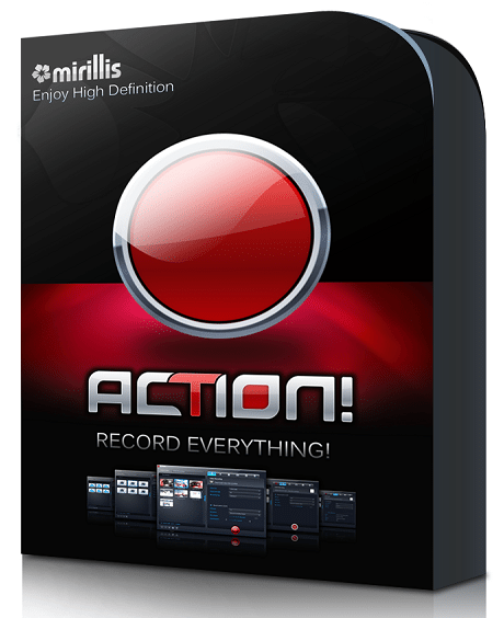 Mirillis Action! Activation Key