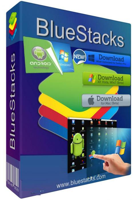 Download BlueStacks App Player Rooted & Modded edition