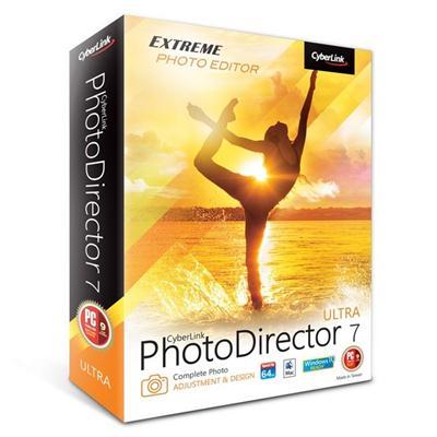 CyberLink PhotoDirector 7 Suite torrent download