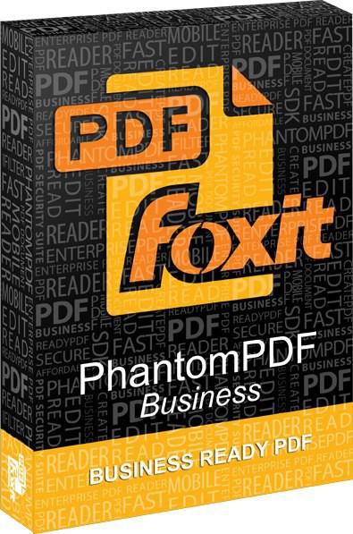 Foxit PhantomPDF Business 9.1.0 crack download