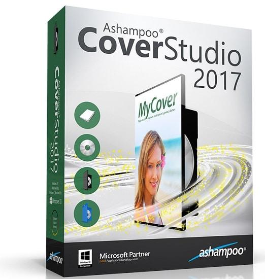 Ashampoo Cover Studio crack download
