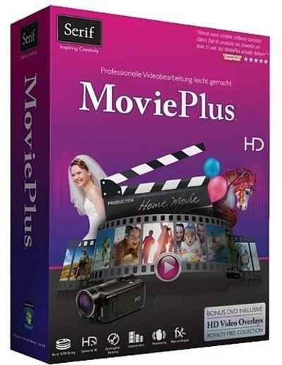 Serif MoviePlus X6 full keygen download torrent