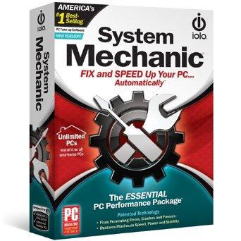 System Mechanic registration code