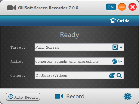 Gilisoft Screen Recorder patch download