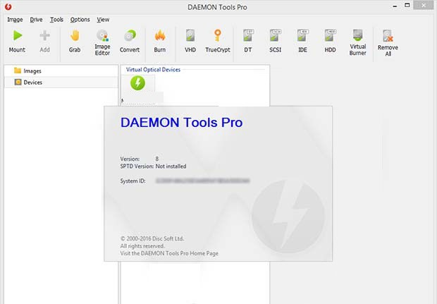 DAEMON Tools PRO torrent