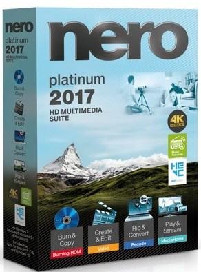 Nero 2017 Platinum 18 crack torrent download