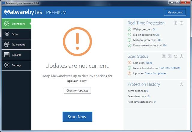 Malwarebytes Anti-Malware crack download