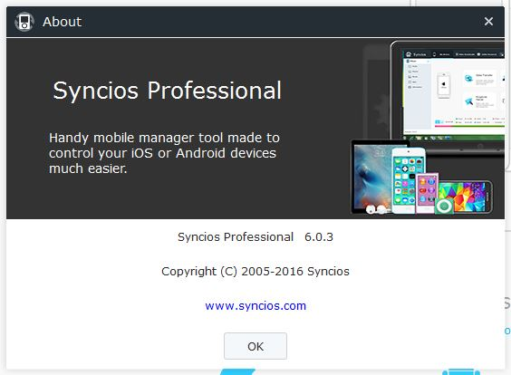 Anvsoft SynciOS Manager PRO 6.2.9 With Serial Key + (Keygen)