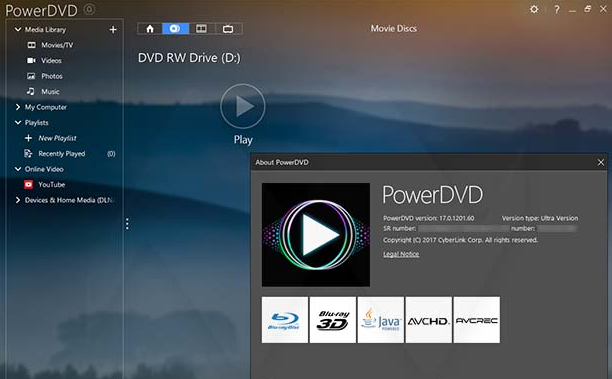 CyberLink PowerDVD crack download