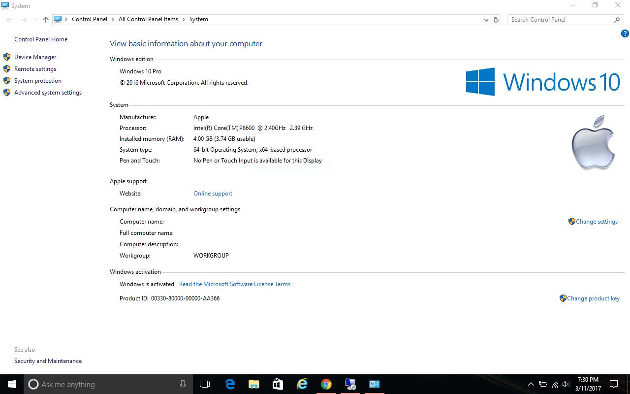 Windows 10 Anniversary Update iso Final (August 2016)