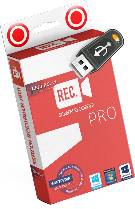 ChrisPC Screen Recorder Crack