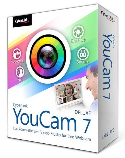 CyberLink YouCam Deluxe crack download