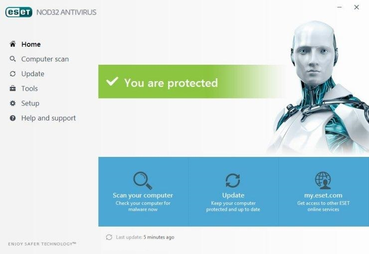 eset antivirus free download full version with crack