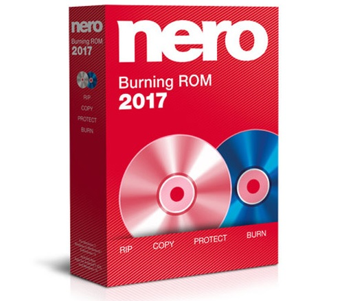 Nero Burning ROM 2017 Crack download