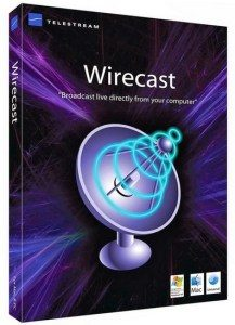 Telestream Wirecast Pro crack torrent download