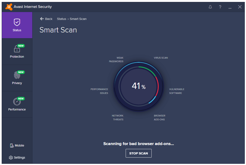 Avast Internet Security license file 2020 download