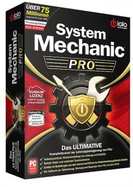 Download Iolo System Mechanic + Activation Key