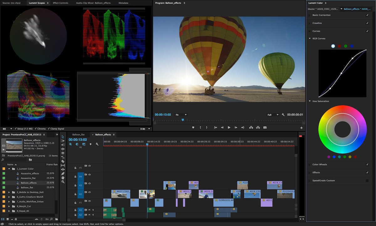 Adobe Premiere Pro CC 2017 torrent download