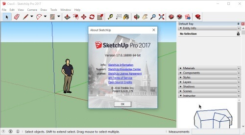 SketchUp Pro full crack for windows