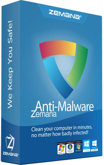 download Zemana AntiMalware crack