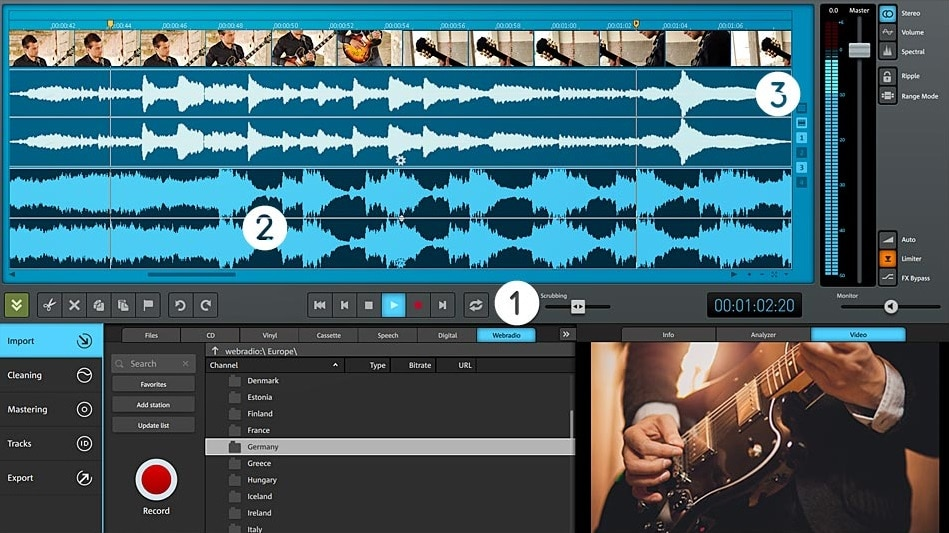 MAGIX Audio & Music Lab Premium 2017 torrent download