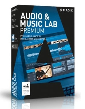 MAGIX Audio & Music Lab Premium Crack
