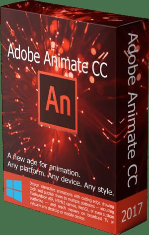 Adobe Animate CC 2017 crack