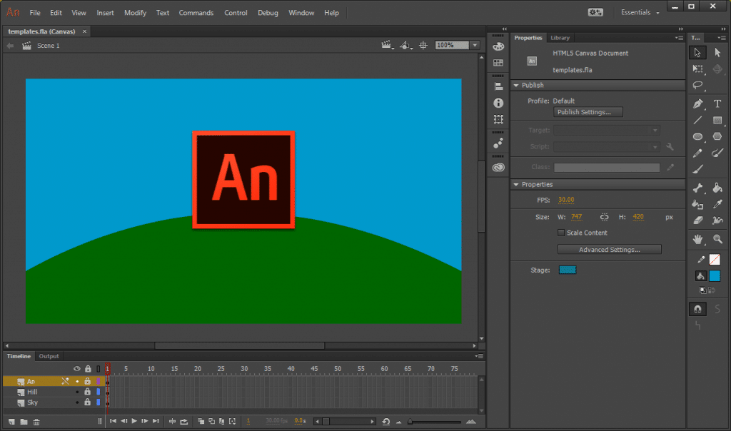 Adobe Animate CC 2017 torrent download