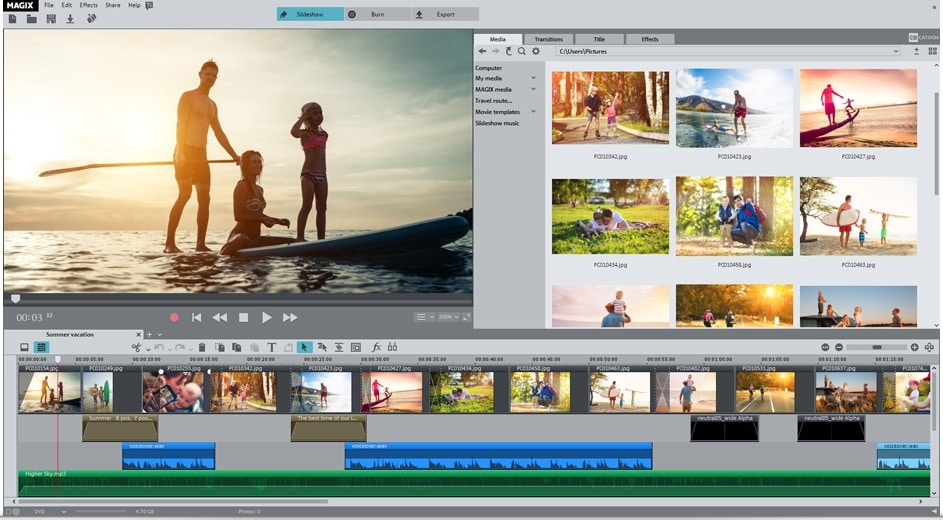 MAGIX Photostory patch