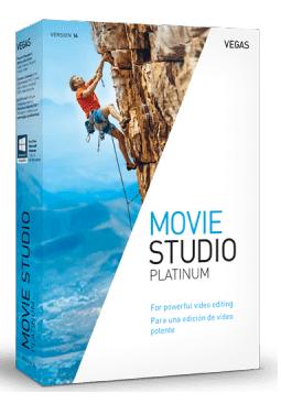 VEGAS Movie Studio Crack