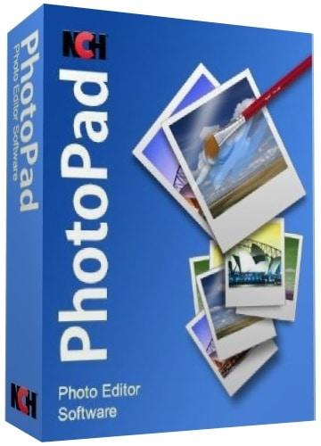 NCH PhotoPad Image Editor PRO Crack