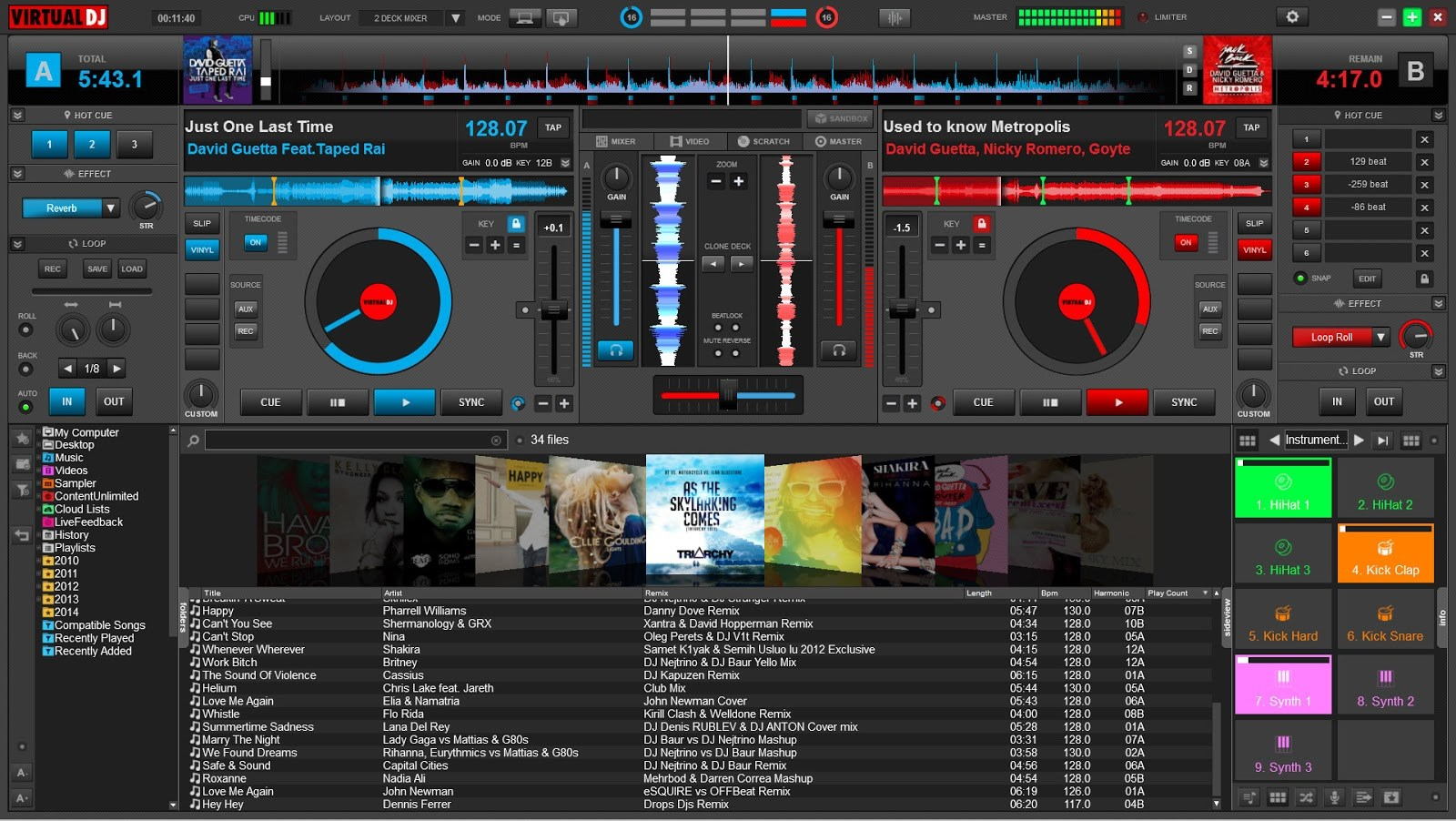 Atomix Virtual DJ Pro crack download